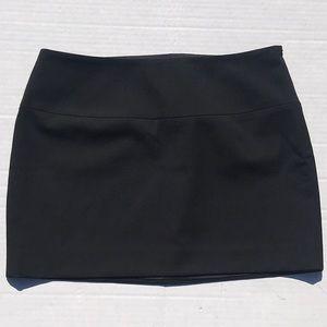 Express Black Mini Skirt NWOT